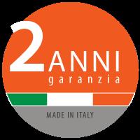 badge garanzia 24 mesi